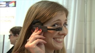 CNET Update - Vuzix Smart Glasses take on Google Glass