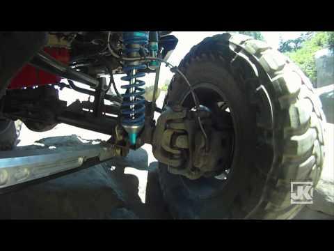Project-JK GoPro HD Off Road Evolution Jeep JK Wrangler EVO Suspension Sys