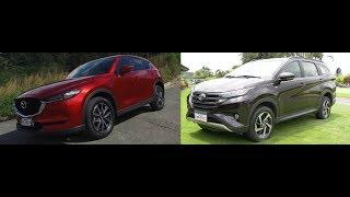 Auto Focus | Head to Head: Mazda CX 5 Vs Toyota Rush
