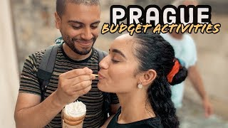 OUR FIRST DAY IN PRAGUE | Exploring + Budget Activities!