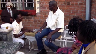 Mabla 10   Alick Macheso and Sharon Macheso scene in Bag Rabvaruka 3