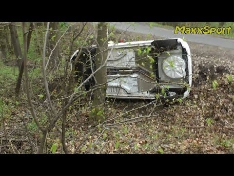 Rally Crash Compilation 2014 Part 1