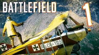 Battlefield 1 - EPIC Moments #6