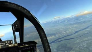 DCS World 1.5 - A-10C Two-Ship attacks