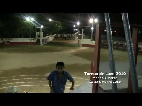 Torneo de Lazo 2010 Merida Yucatan Lasso Contest