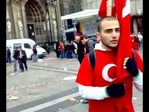 Köln Anti-PKK Mitingi