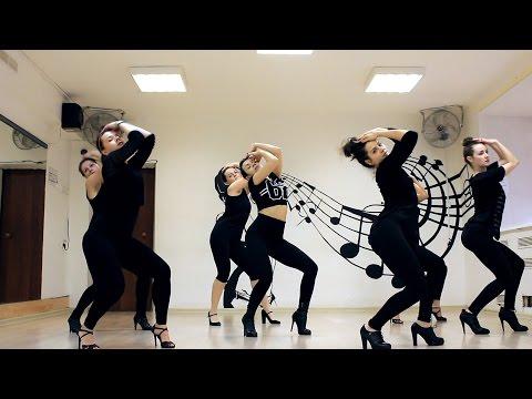Ariana Grande - Break Free / Inna Apolonskaya / High Heels | Go-go Dance choreography