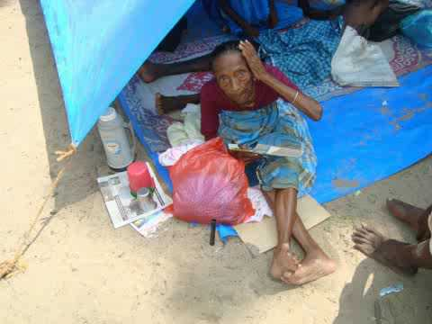 sri lanka dirty war breaking news - 20.000 tamil civilians killed by the sri lankan army thumbnail