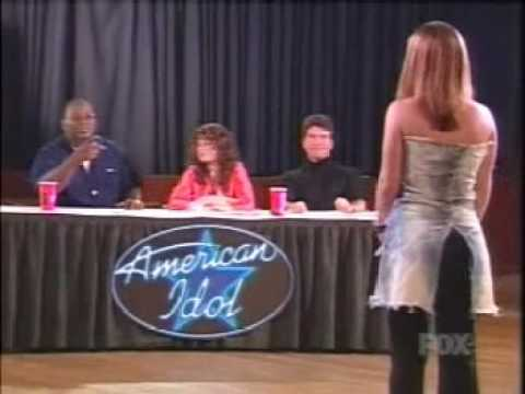 Kelly Clarkson Audition - Season 1 (American Idol Best Auditions Ever) #1