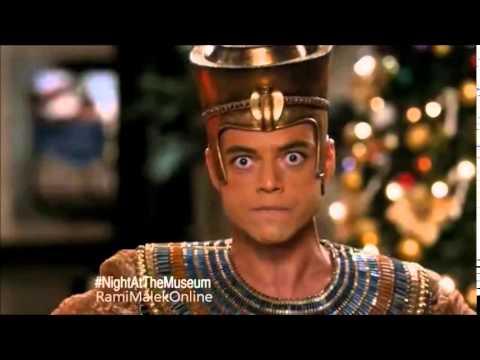 Night At The Museum: Secret Of The Tomb TV Promo: Ahkmenrah, Attlila The Hun & Dexter