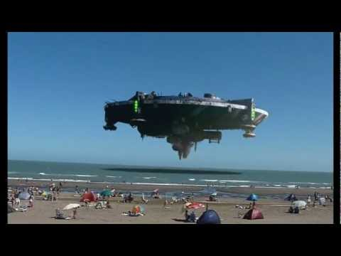 OVNI EN MONTE HERMOSO - AMAZING UFO ARGENTINA Music Videos