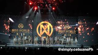 Miss World Philippines 2018 Opening Production Number