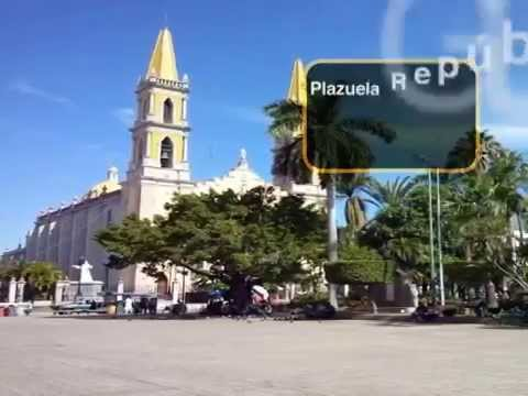 Plazuela República, Mazatlán