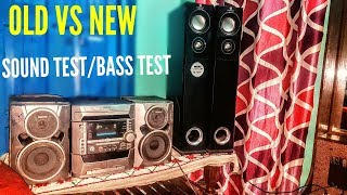 #old vs new sound test/BASS TEST who wins#IN HINDI#
