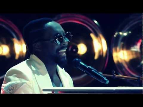 Will.I.Am feat. Eva Simons — This Is Love  [HD]