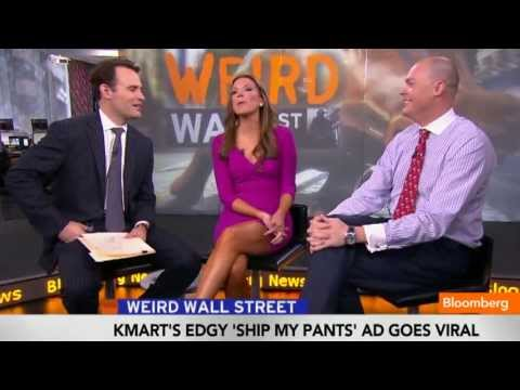 Kmart's Edgy 'Ship My Pants' Ad Goes Viral
