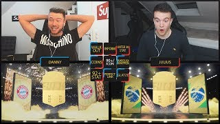 FIFA 19: 4 WALKOUTS im FIFA BINGO 🔥🔥 Pack Opening Battle