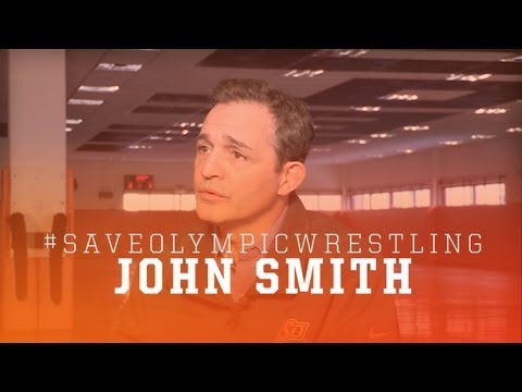 John Smith Reacts to 2020 Olympic Wrestling Decision