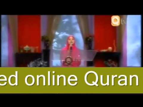 Dar E Nabi Par   Huriya Rafiq Qadri video