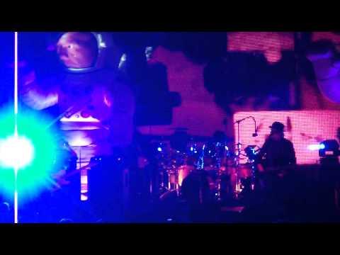 Primus - Over The Falls - Ann Arbor, MI 10/11/11