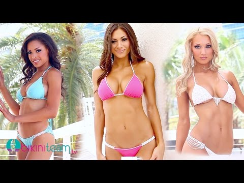 Miss Hooters International Swimsuit Pageant Finalist 2014