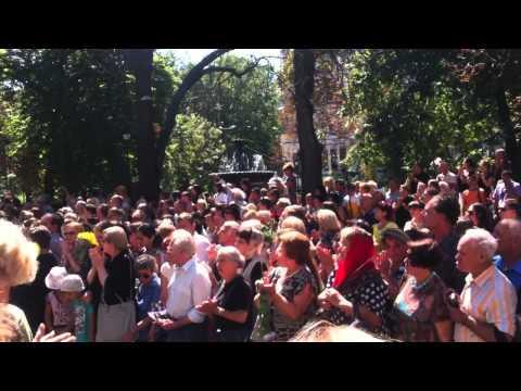 Богдана Ступку проводили в последний путь. 24.07.2012