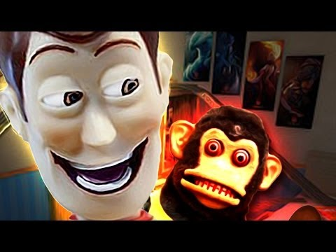 TOY STORY TROUBLE | Trouble in Terrorist Town #8