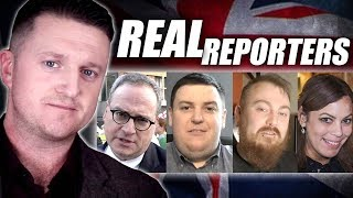 Tommy Robinson RE-TRIAL! Ezra Levant, other real reporters will be there!