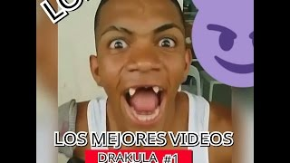 LOS MEJORES VIDEOS DE DRAKULA EL VAMPIRO ( PARTE 1 ) LLEGO PAPA VAMPIRO