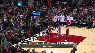 Top 10 NBA Plays: November 21th