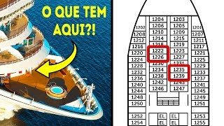 13 Segredos Sobre Navios de Cruzeiro Que Escondem de Você