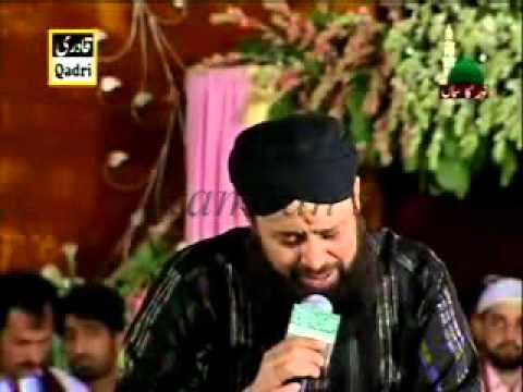 Marhaba Aaj Chale Ge Muhammad Owais Raza Qadri.flv video