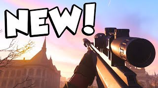 NEW SNIPER! (Call of Duty: Modern Warfare Rytec AMR)