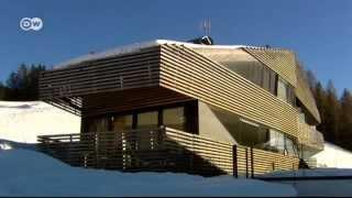 تصاميم المباني الجبلية | يوروماكس