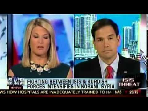 Rubio Discusses ISIL Threat on FOX News