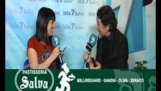 Poefesta 2013 entrevista Joaquin sabina