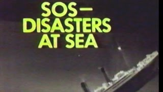 When Havoc Struck - SOS Disasters At Sea - 1978 TV Series Glenn Ford