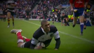 Bryan Habana's brilliant hat-trick stuns All Blacks