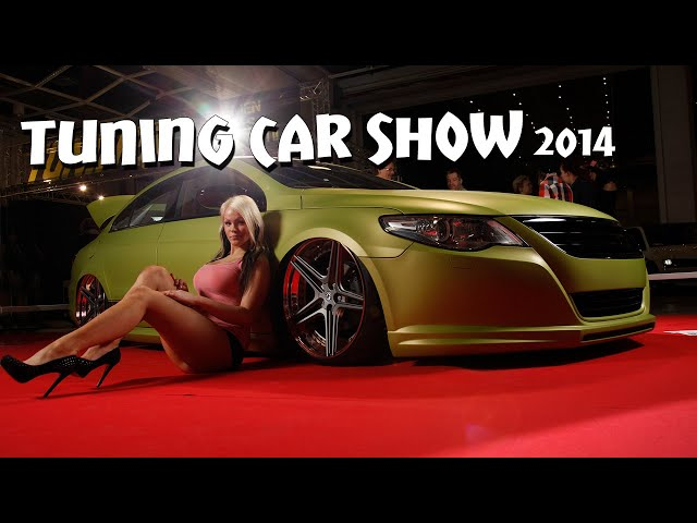 Tuning Car Show Helsinki 2014 by JTmedia.fi