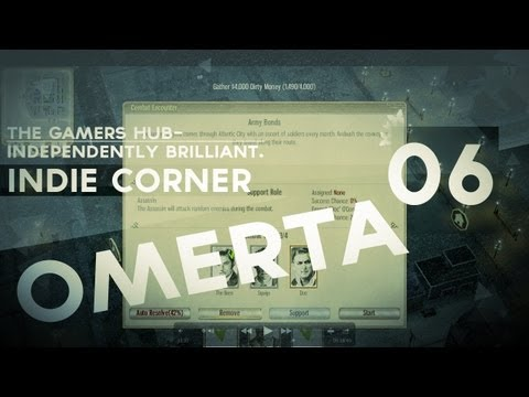 Omerta: City of Gangsters Single Player - TGH DAN #06