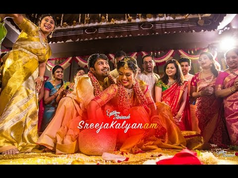 SREEJAKALYANAM II CHIRANJEEVI DAUGHTER  Wedding Trailer II EPICS BY AVINASH