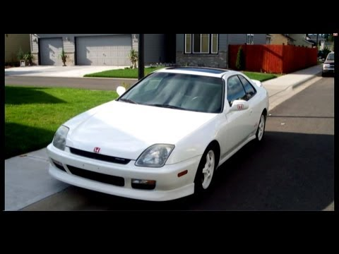 Honda Prelude SH on Twisty Highway!!! Video