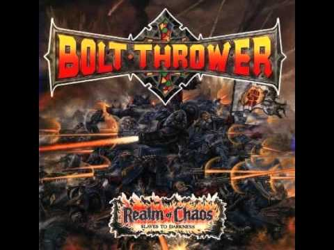 Bolt Thrower - World Eater
