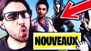 🔴DES NOUVEAUX SKINS et DES NOUVELLE EMOTES , Prochainement Sur Fortnite Battle Royale !!