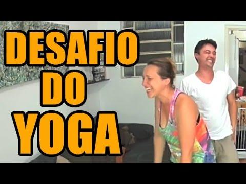 Desafio do Yoga