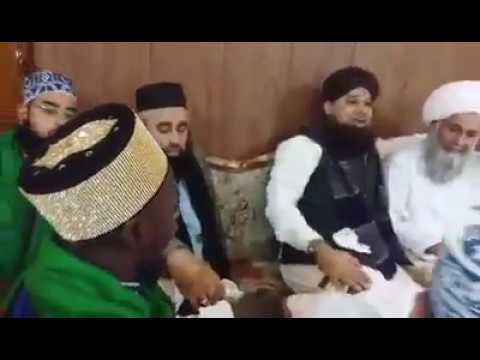 Sabbir barkati and Owais Raza Qadri Iraq Mehfil 2017 by Abdul Rauf Quazi