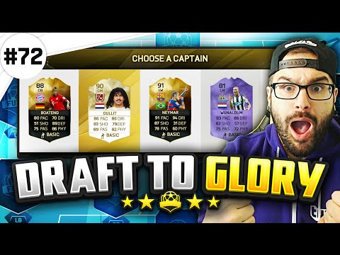 ANOTHER SUPER EPIC DRAFT REWARD! - FUT Draft to Glory #72 - FIFA 16 Ultimate Team