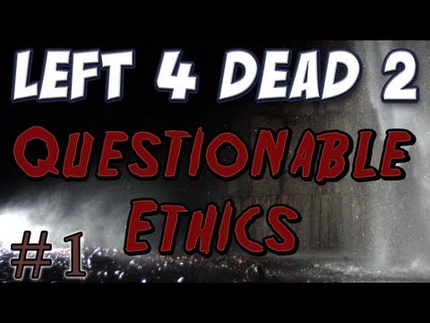 Yogscast - Left 4 Dead 2 - Part 1 Questionable Ethics Music Videos