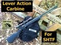 Lever Action Survival Rifle