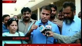 Pakistan Flood : Distribution of Relief Good  in Malir Karachi